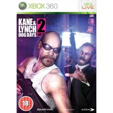 Kane & Lynch 2 Dog Days (Lietota)